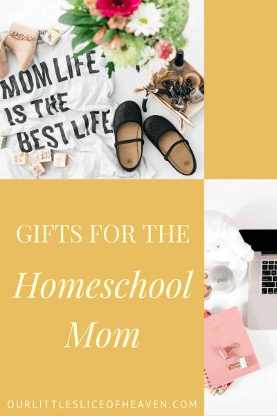 Homeschool Mom Gifts